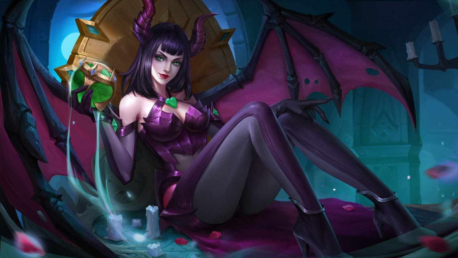 Wallpaper Alice Spirit Woman Mobile Legends HD for PC - Hobigame.id