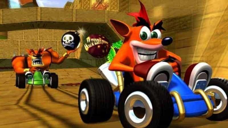 Game PS1 Terbaik - Crash Team Racing Ps1