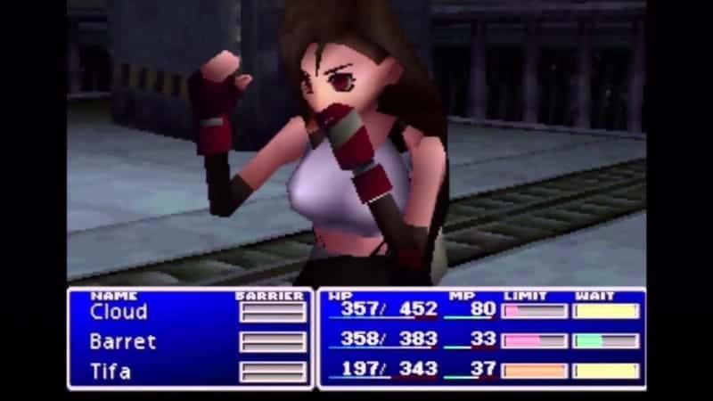 Game PS1 Terbaik - Final Fantasy Vii