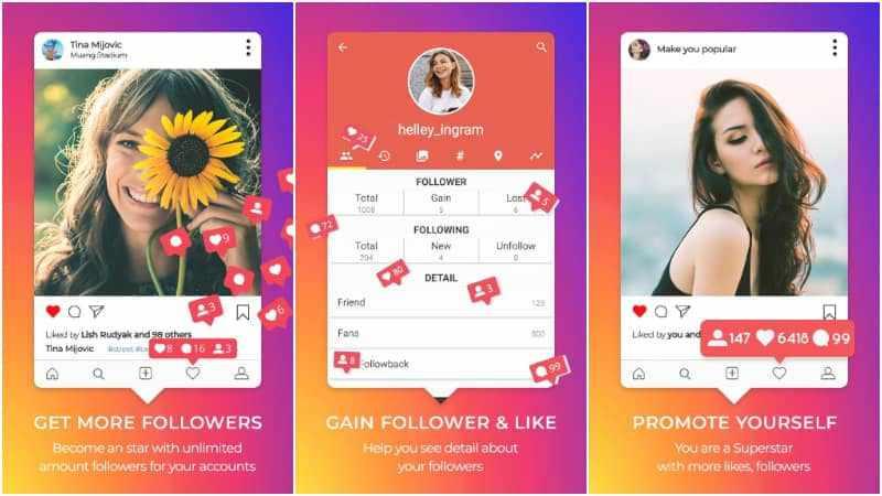 Get Follower - Aplikasi Follower Instagram x Hobigame