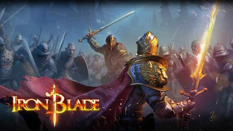 Iron Blade Medieval Legends Rpg