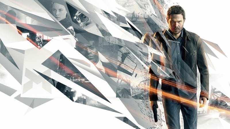 Game Xbox One Ekslusif - Quantum Break