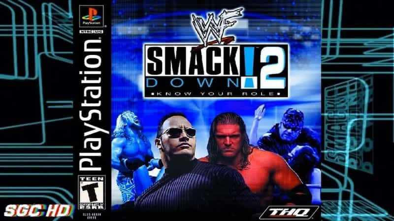 Game PS1 Terbaik - Wwf Smackdown 2 Know Your Role