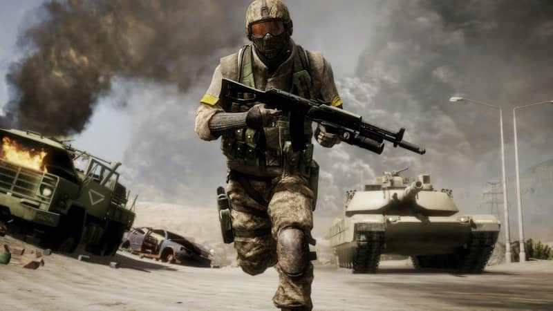 Game FPS Ringan Terbaik - Battlefield Bad Company 2