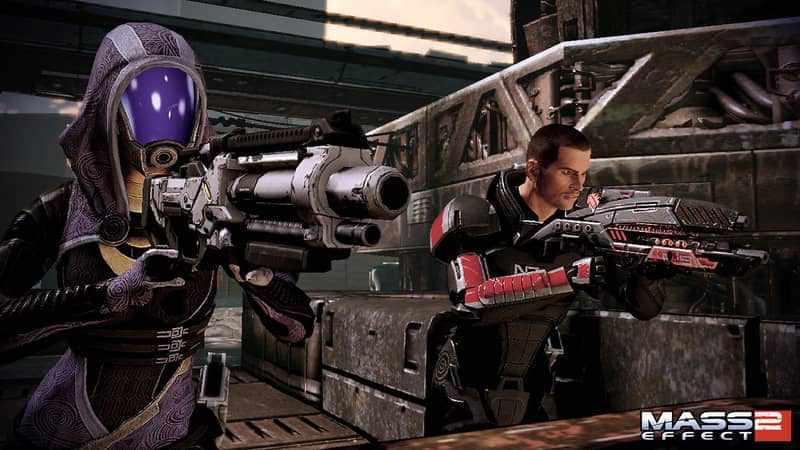 Game PS3 Terbaik - Mass Effect 2