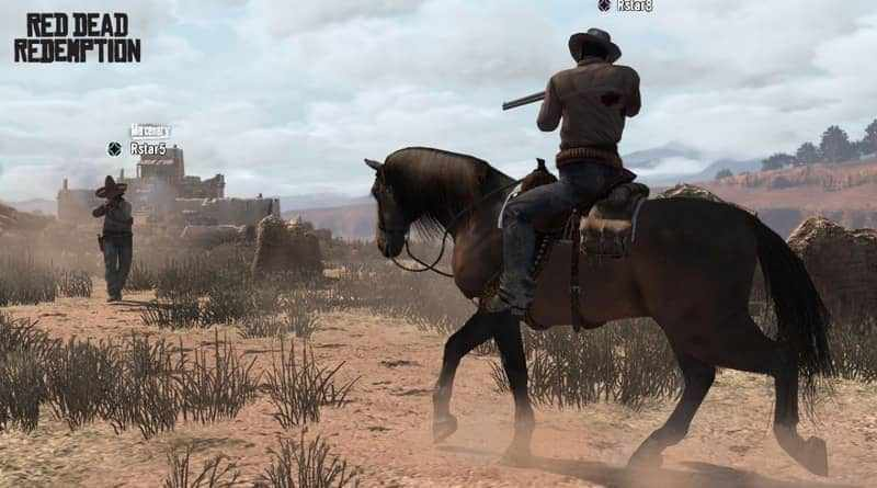 Game PS3 Terbaik - Red Dead Redemption