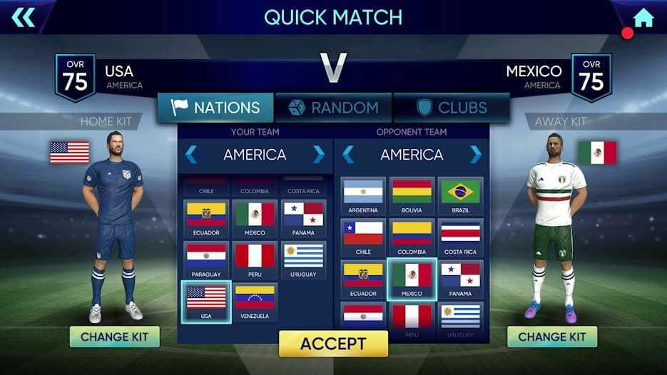 Game Sepak Bola Terbaik Soccer Cup 2020