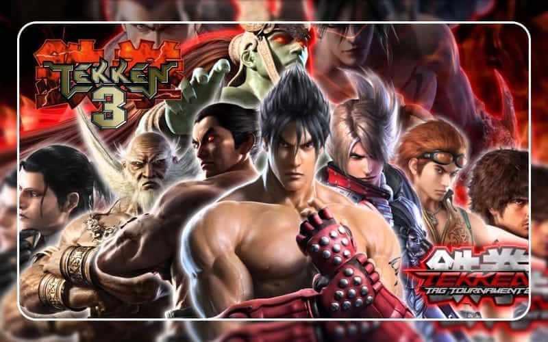 Game PS1 Terbaik - Tekken 3