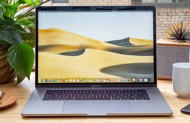 Apple Macbook Pro 15 Inci 2019