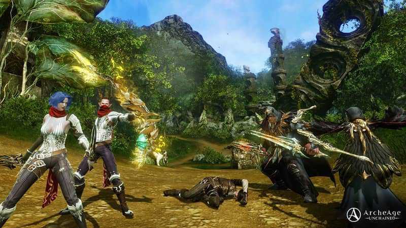 ArcheAge - Game MMORPG PC