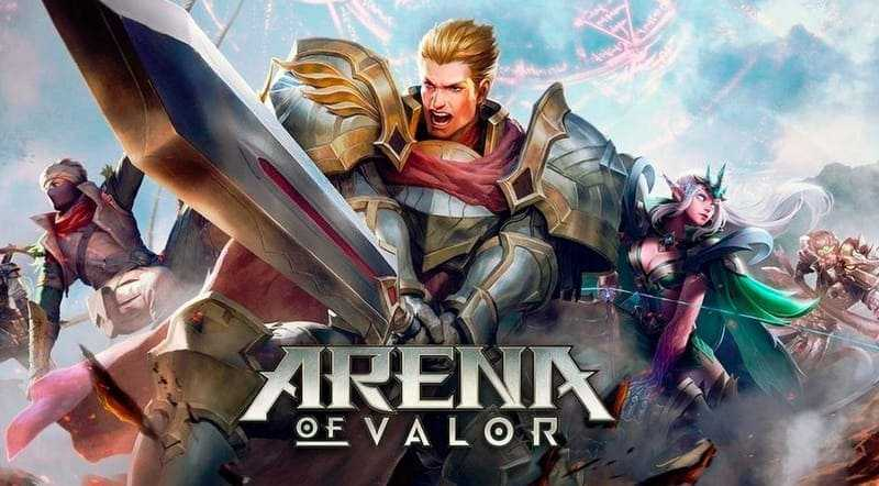 Arena of Valor - Game MOBA Android_HGN
