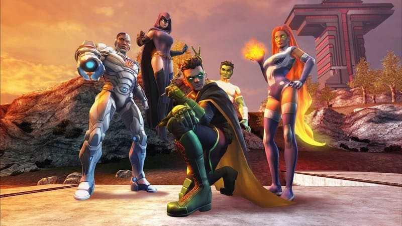 DC Universe Online - Game MMORPG terbaik