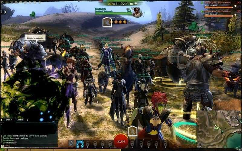 Guild Wars 2 - Game MMORPG PC