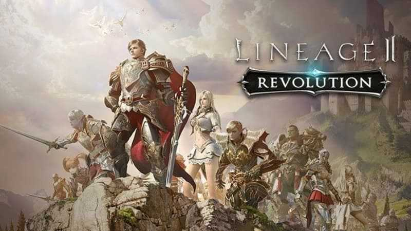 Lineage 2 - Game MMORPG PC