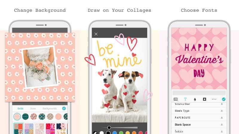 aplikasi edit photo collage - Pic Collage