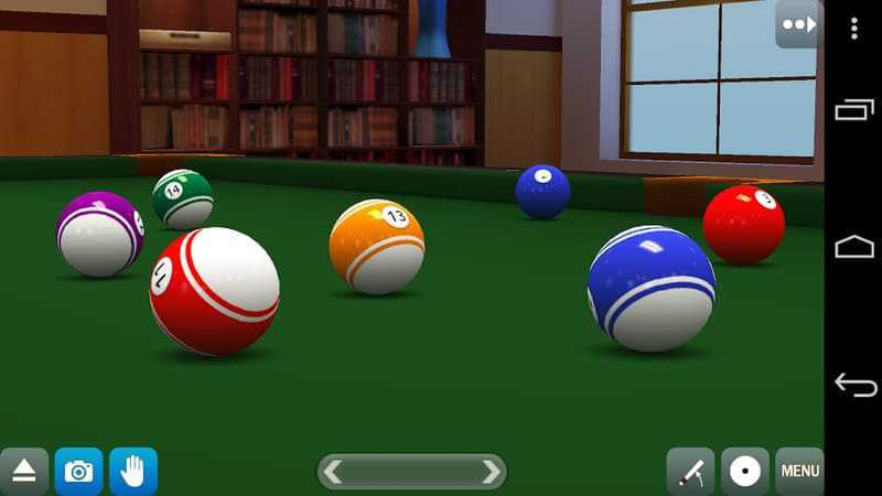 Pool Break 3D Billiard Snooker - Game Android Ringan