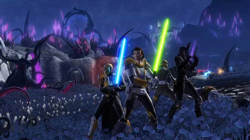 Star War The Old Republic - Game MMORPG PC