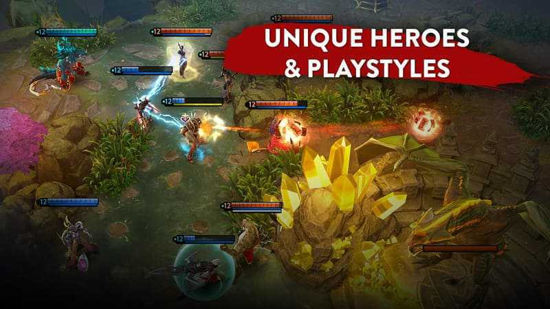 Vainglory - Game MOBA Android_HGN