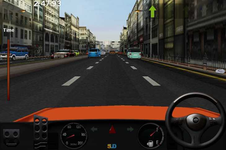 Dr. Driving - Game Android Ringan