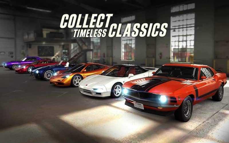 game balap mobil - CSR Racing 2