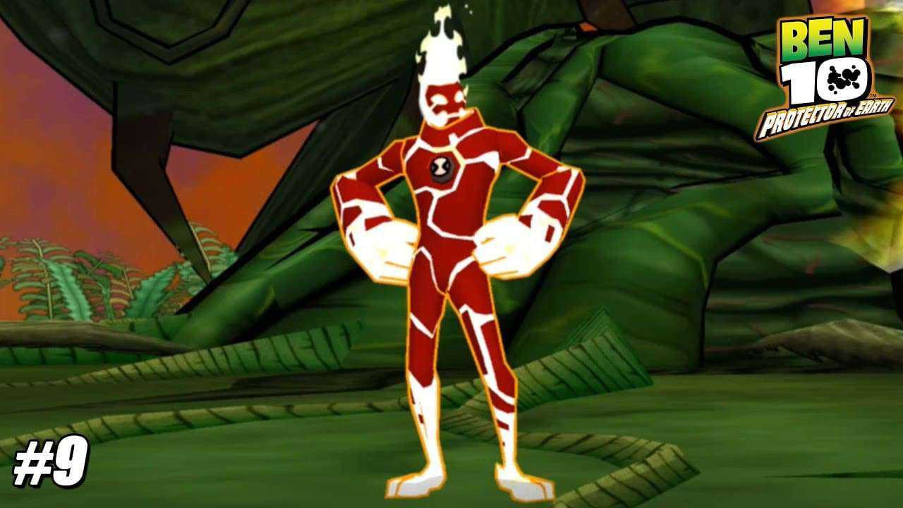 cheat ben 10: Protector of Earth