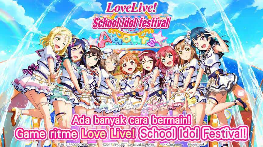 LoveLive!School idol festival