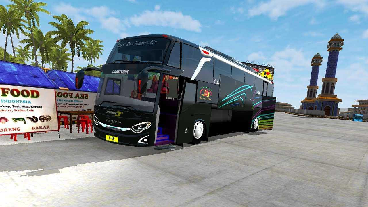 kelebihan mod bus simulator indonesia