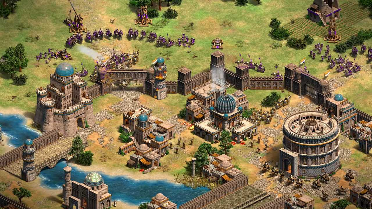 wallpaper age of empire 2 - game pc strategi