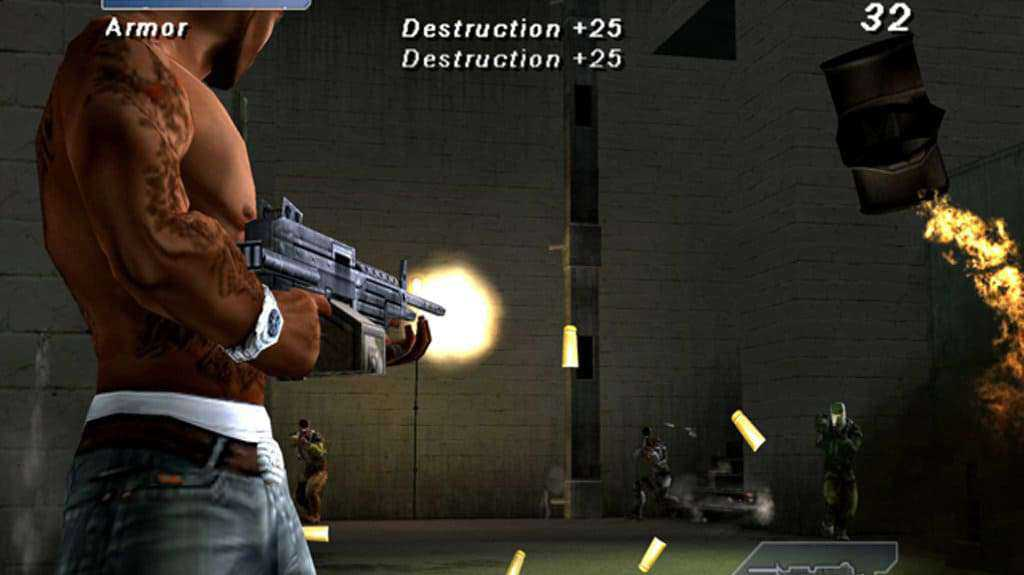 cheat 50 cent bulletproof ps2