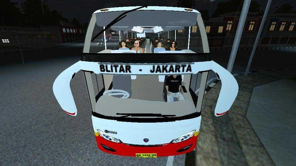mod bus simulator indonesia - avante