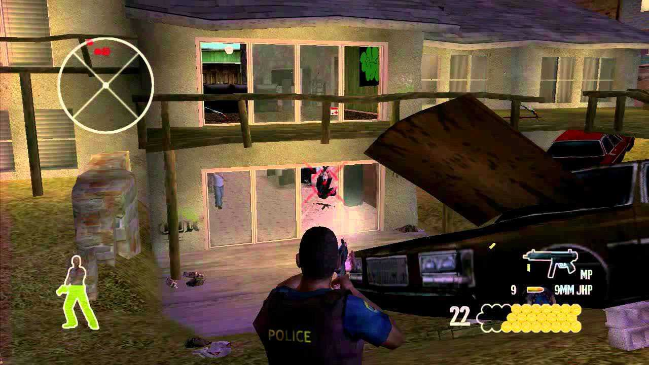 cheat 25 to life ps2
