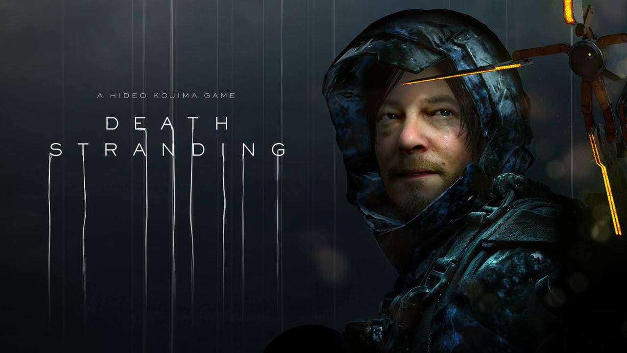 game pc terbaru - Death Stranding