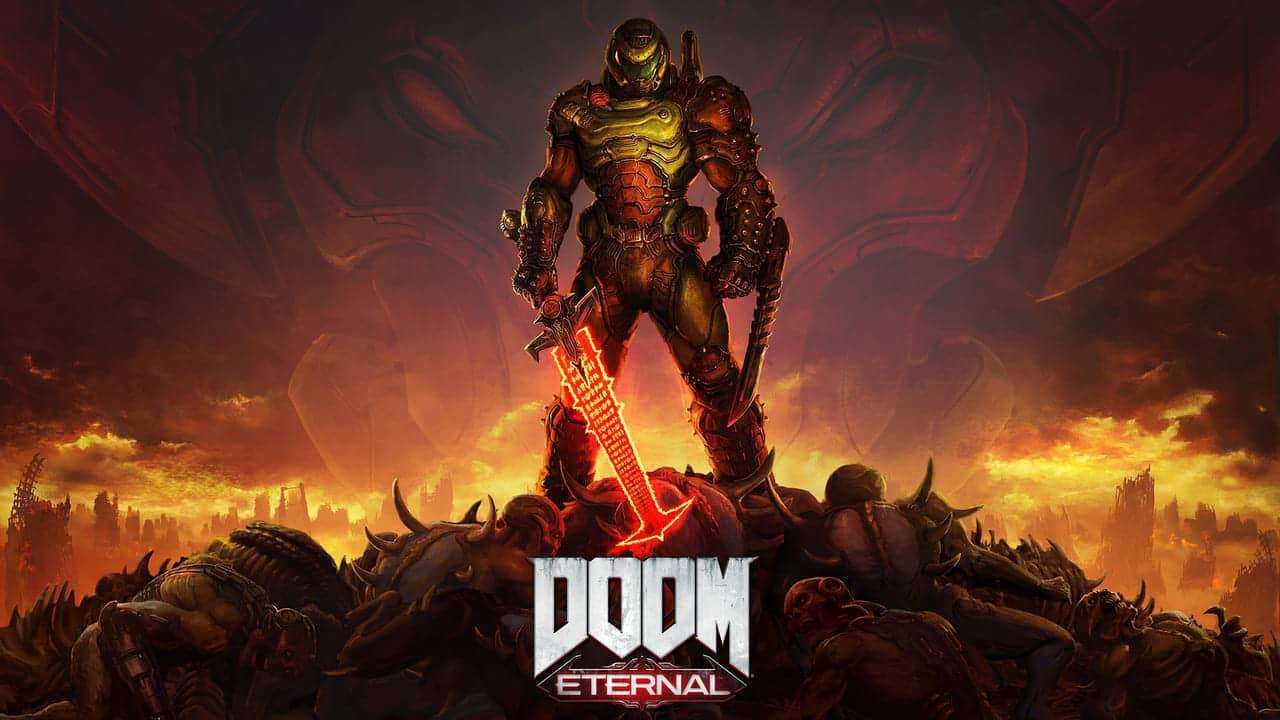 game pc terbaru - doom eternal
