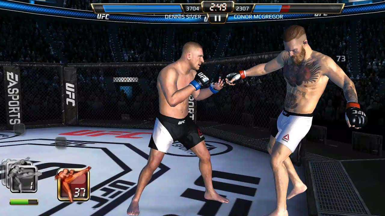 Game sports android EA Sports UFC