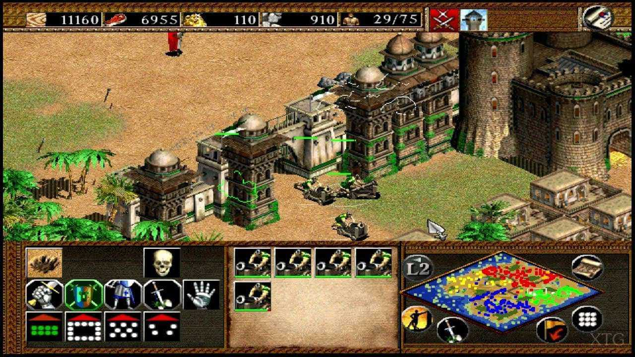 cheat age of empires 2 the age of kings ps2