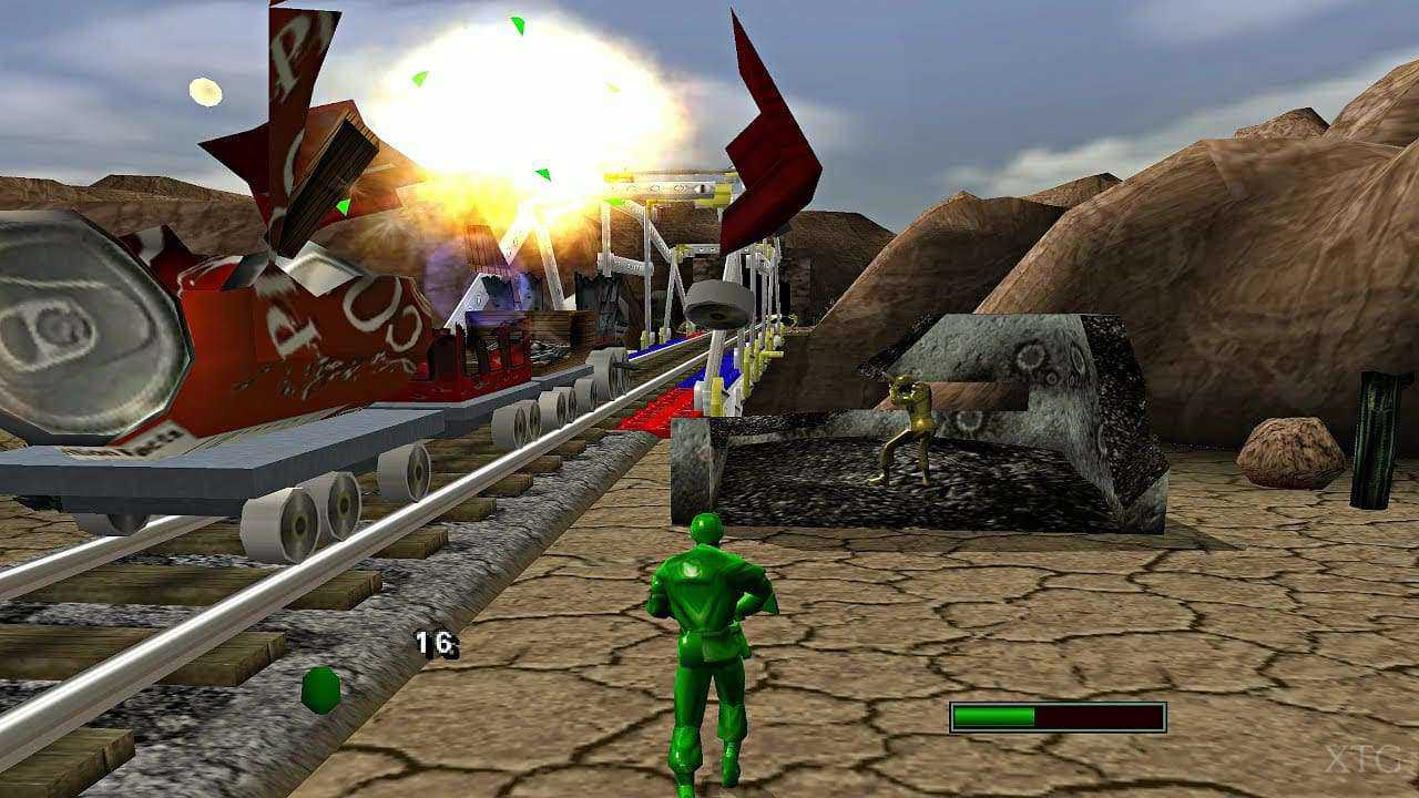 cheat army men sarge's heroes 2 ps2