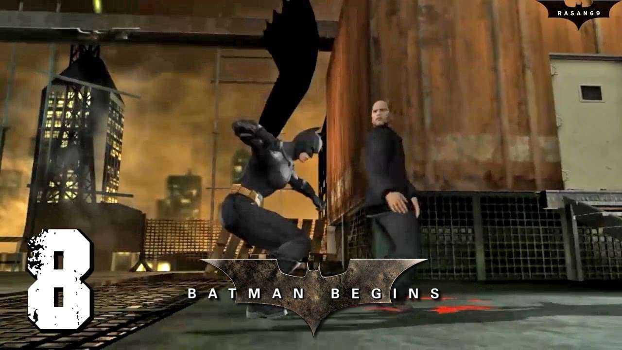 cheat batman begins p2