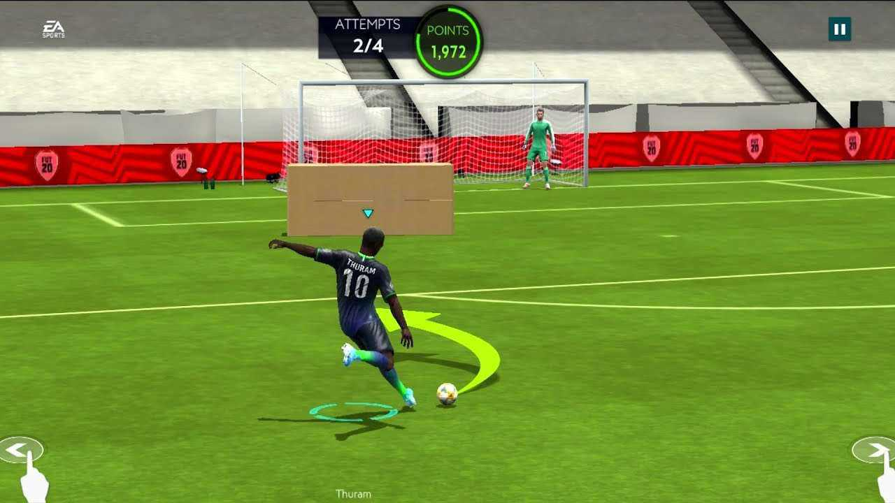 Game sports android fifa soccer