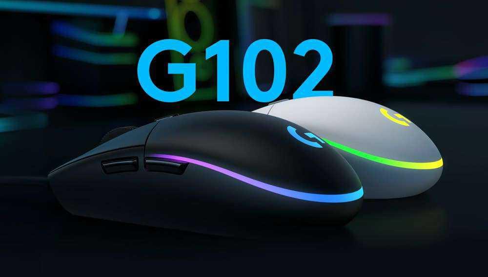 Logitech prodigy g102 mouse gaming murah terbaik