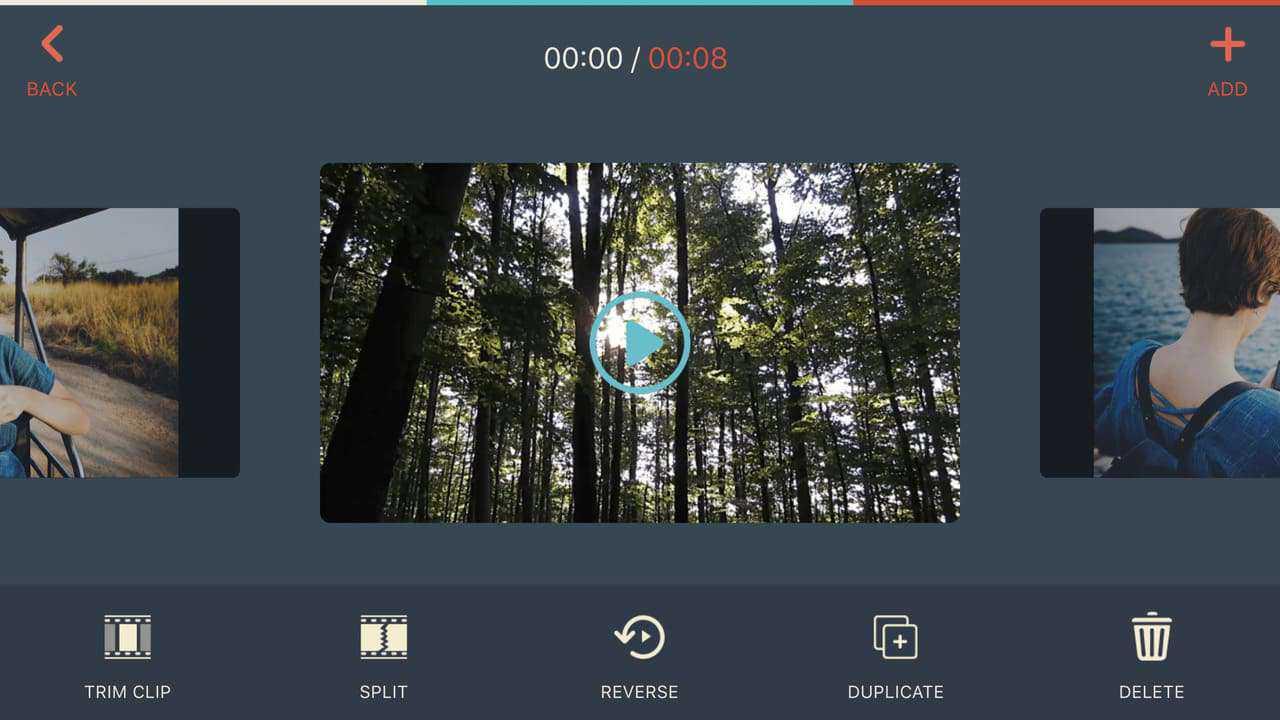 Filmora - aplikasi edit video android terbaik
