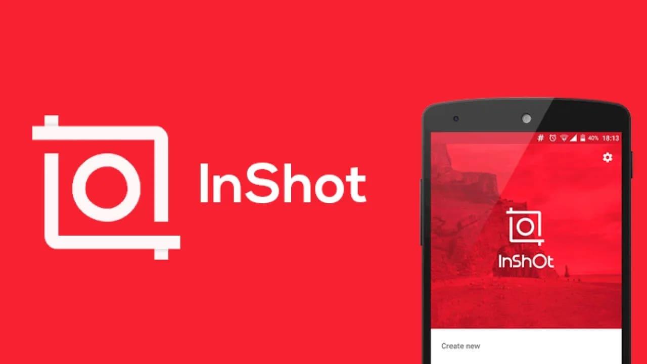 InShot - aplikasi edit video android terbaik