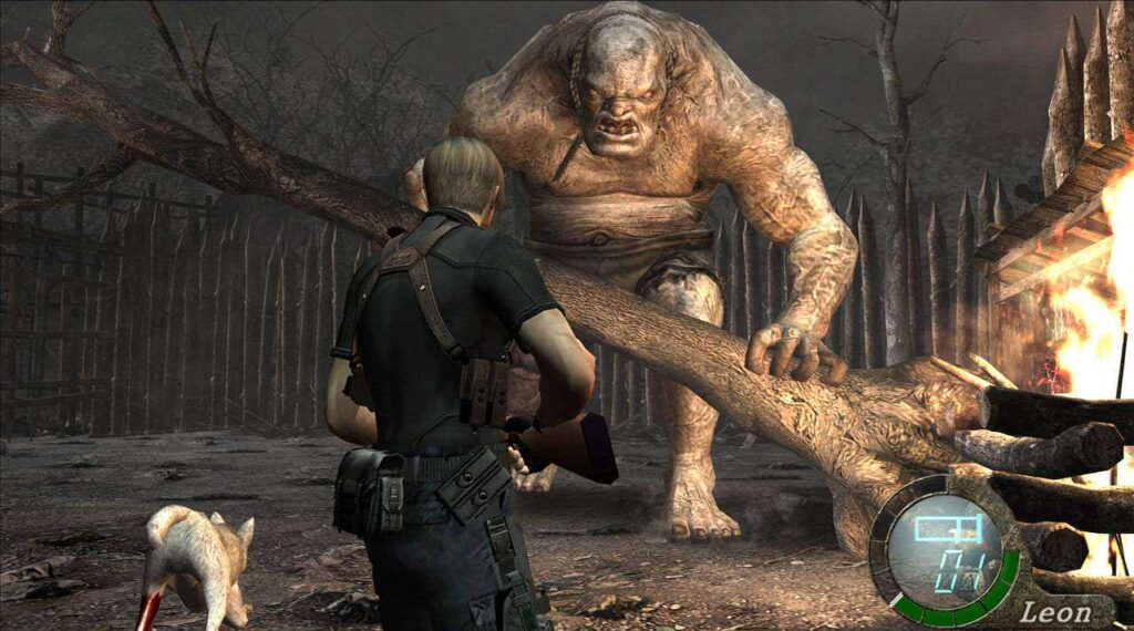 RE4 PS2