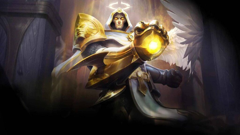 Wallpaper Aldous MLBB Skin Insentient HD for PC Hobigame
