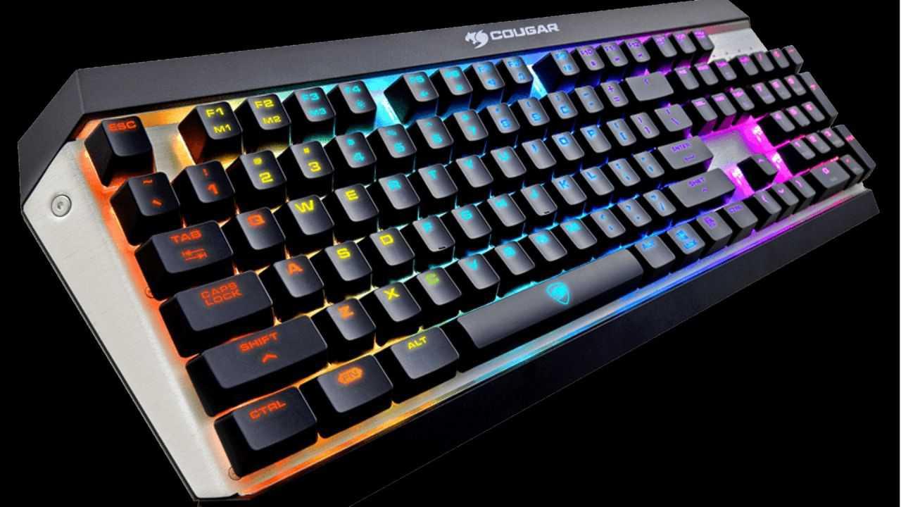 COUGAR ATTACK X3 RGB Mechanical Gaming Keyboard