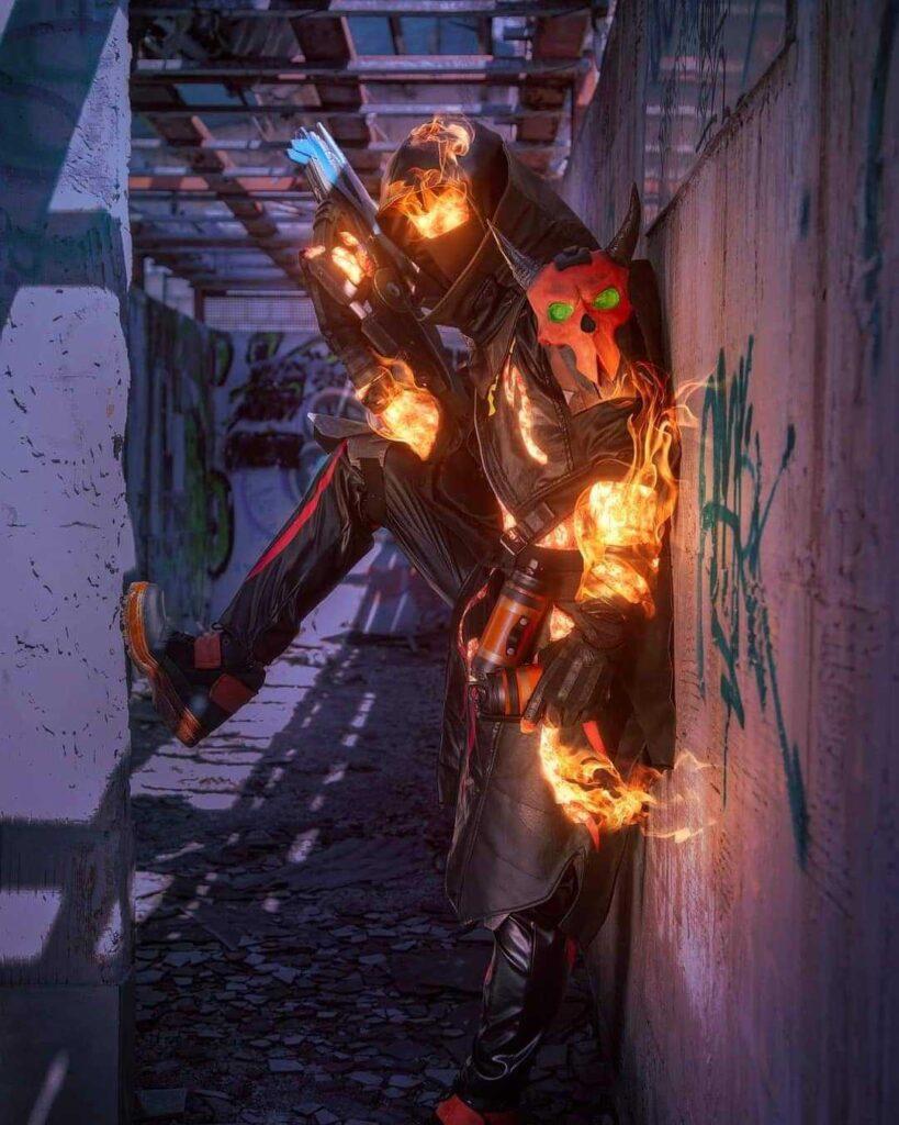 cosplay FF bundle Infernal Troops 2