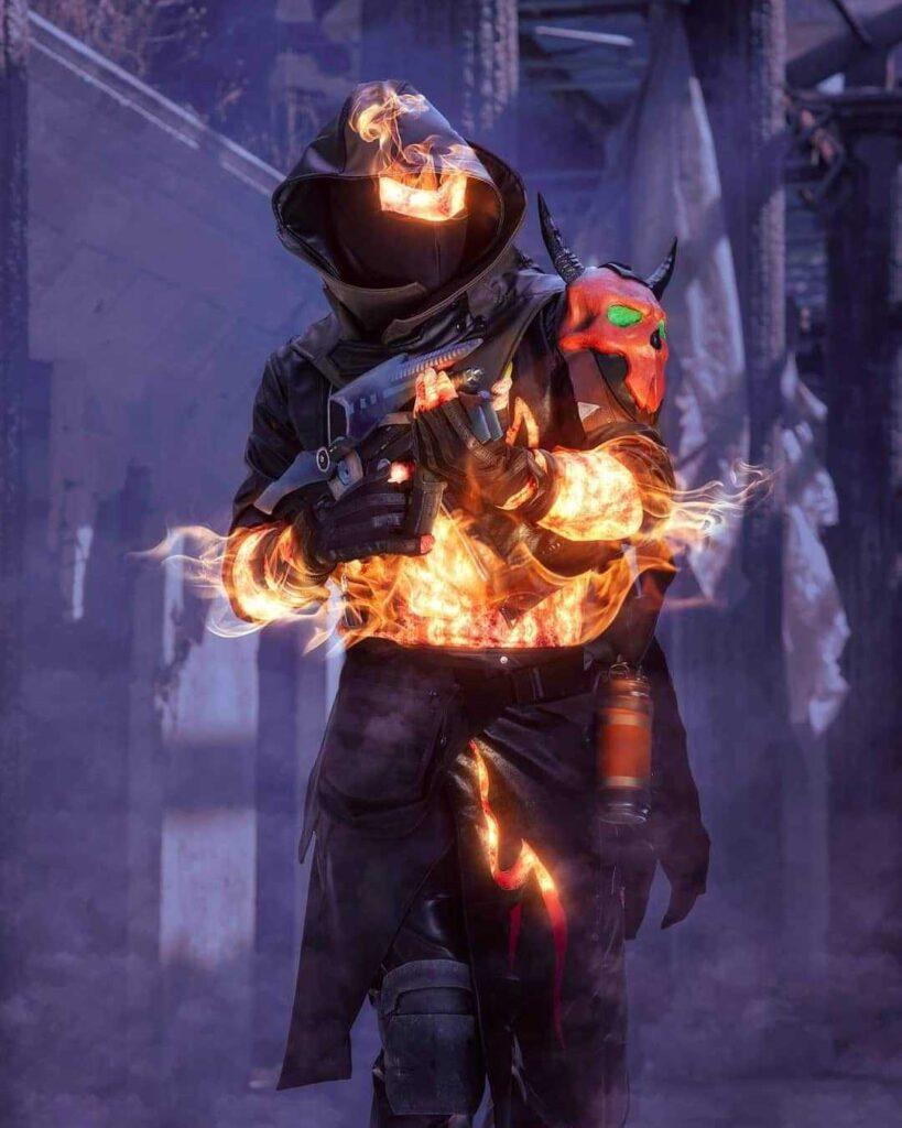 cosplay FF bundle Infernal Troops 4