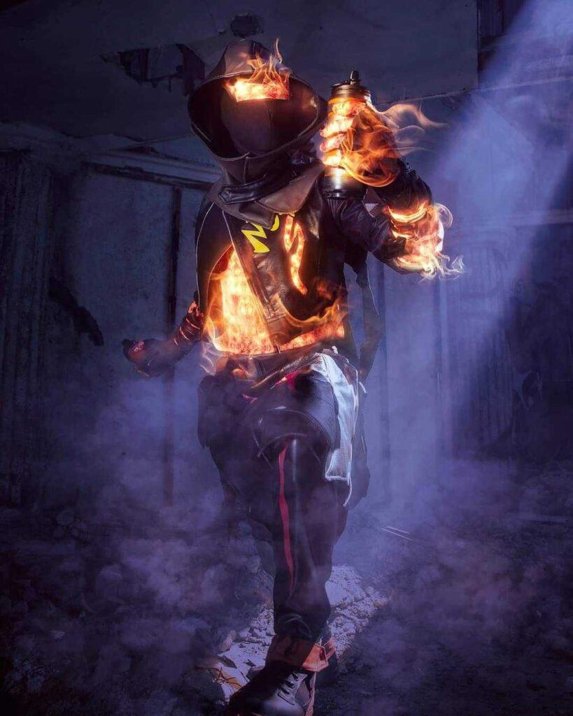 cosplay FF bundle Infernal Troops 5