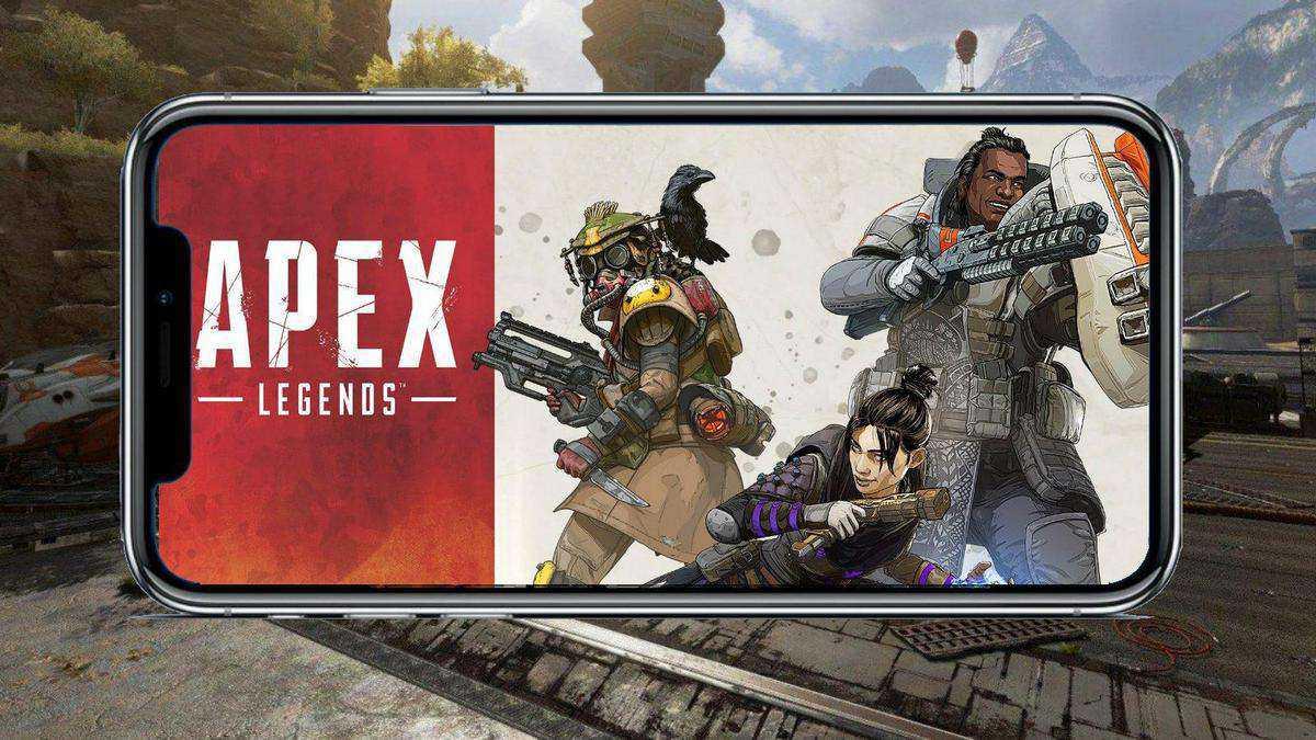 Apex legends mobile specs