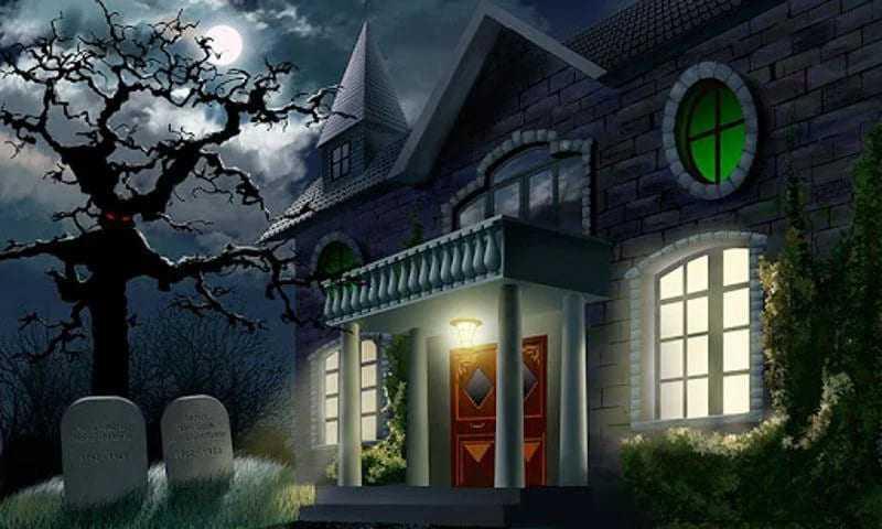 wallpaper Curse Breakers: Horror Mansion