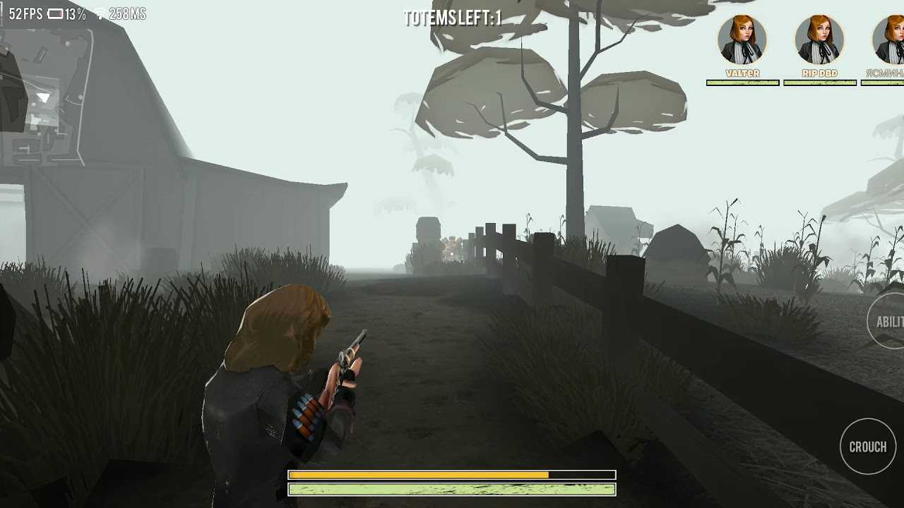 game horor andoid terbaik Deadrite Hunt